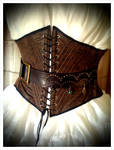 Pirate Style Tooled Leather