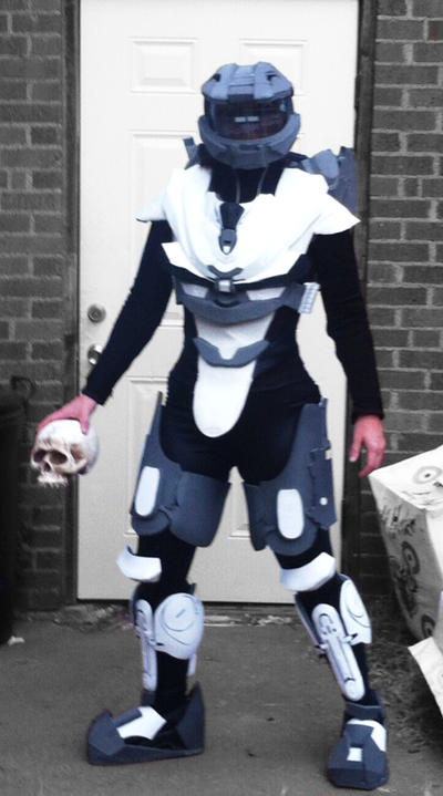 Halo Grunt Costume & HALO Costume Adult Or Teen Spartan