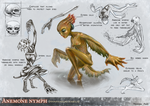 Anemone Nymph