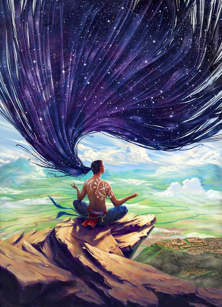 Aquarius Era by Nassima-Amir