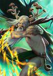 Adamir - Mushroom Druid