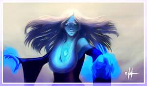 Blue Diamond - Steven Universe by Peanutmonger