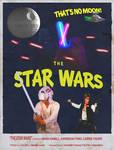 Star Wars - Retro 50's Poster