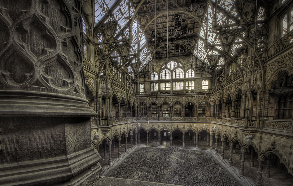 Chambre du Commerce III by DimitriKING