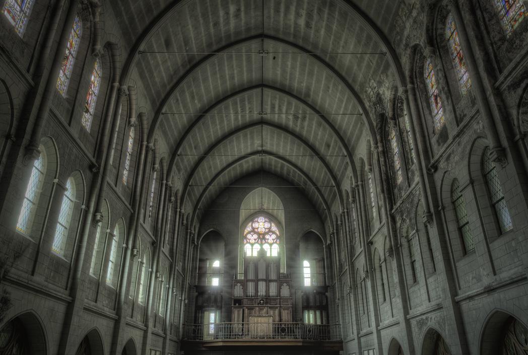 Monastere les Soeurs de Dieu by DimitriKING