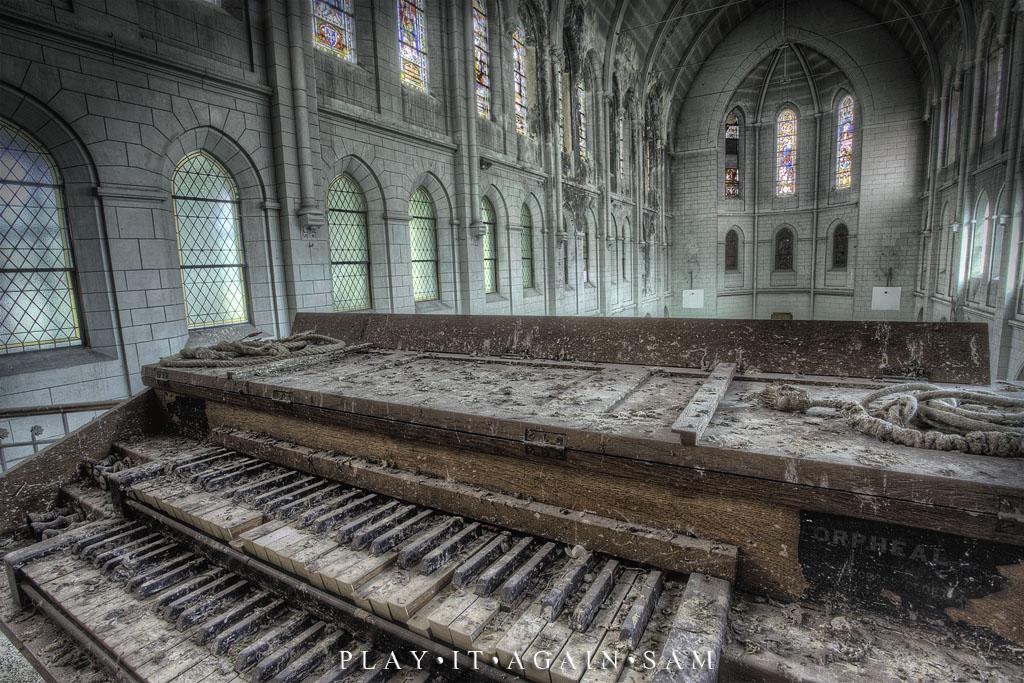Monastere les Soeurs de Dieu II by DimitriKING