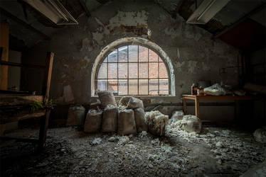 Wool Room by DimitriKING