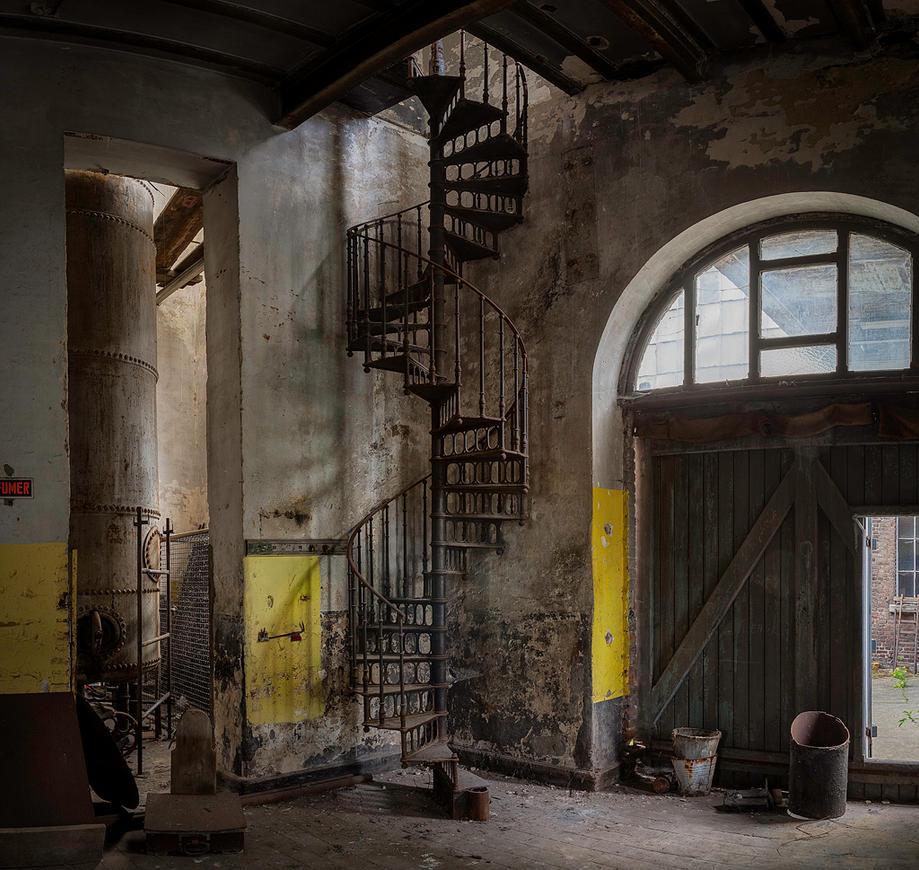 Stairway by DimitriKING