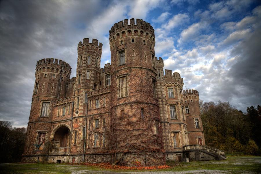 Chateau la Foret by DimitriKING