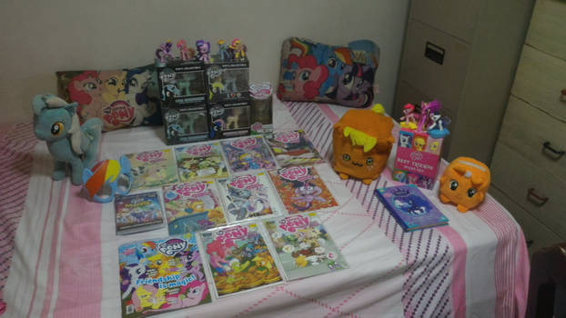 MLP Collection June 2018
