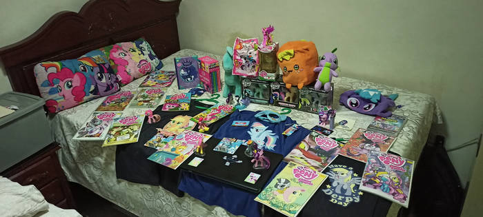 MLP Collection March 2021