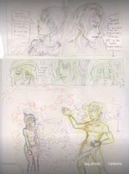 Comic Panels WIP Page 2