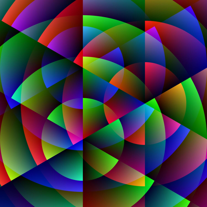 Kaleidoscope by Mershell