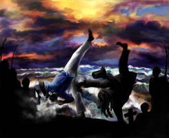 Capoeira by iscalox