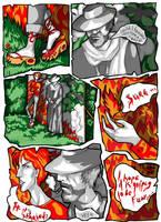 Loki and Odin by iscalox