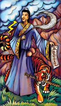 Tarot: Magician