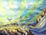 Birds by iscalox