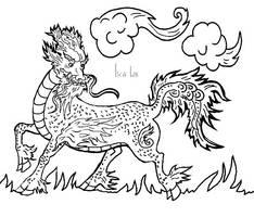 Qilin by iscalox
