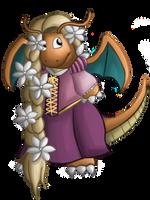 Octoberland Pokemon Charity Collab - Dragonite by HeavenBunny95