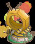 Pokemon Charity Collab - Meltan