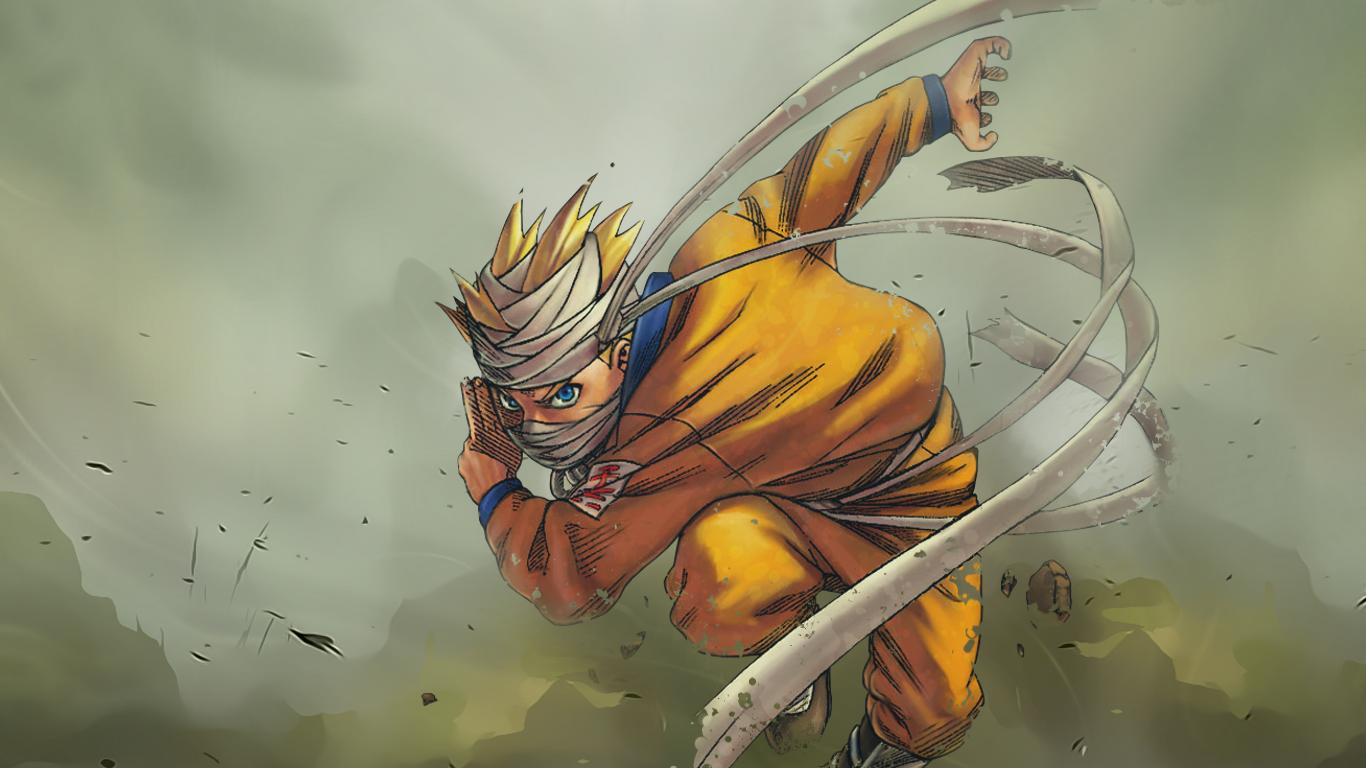 Naruto Shippuden Wallpaper By In2umniakillh3r On Deviantart