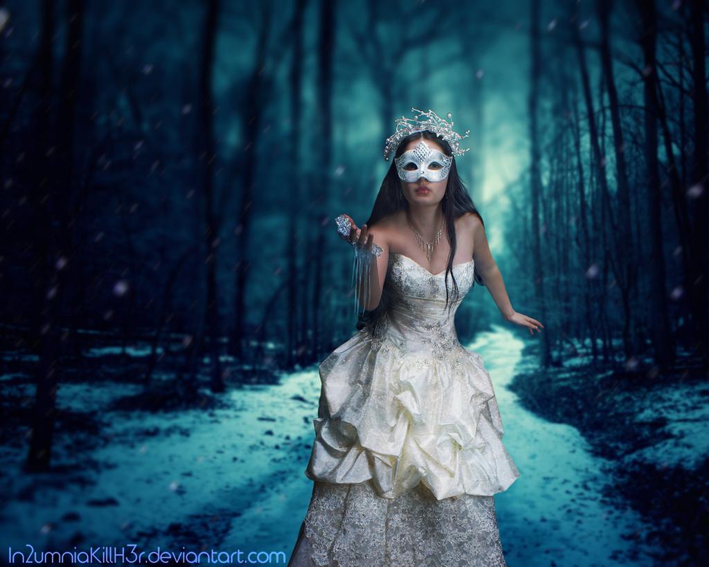 Frozen Dreams by In2umniaKillH3r