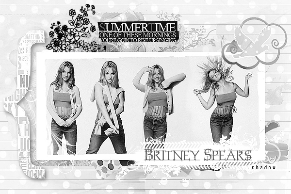 Blend Britney Spears 3 by shad-designs