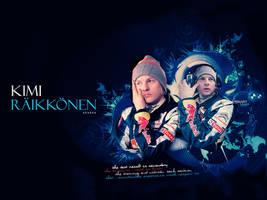 Wallpaper Kimi Raikkonen