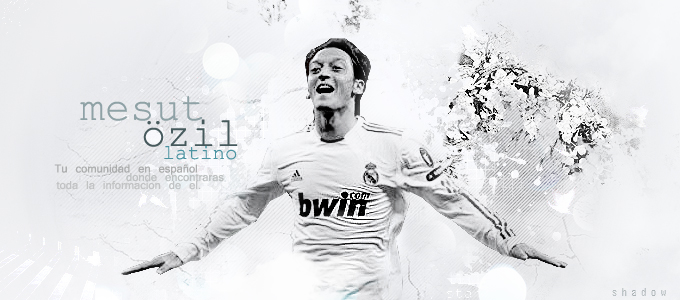 Header Mesut Ozil By Shad-designs On DeviantArt