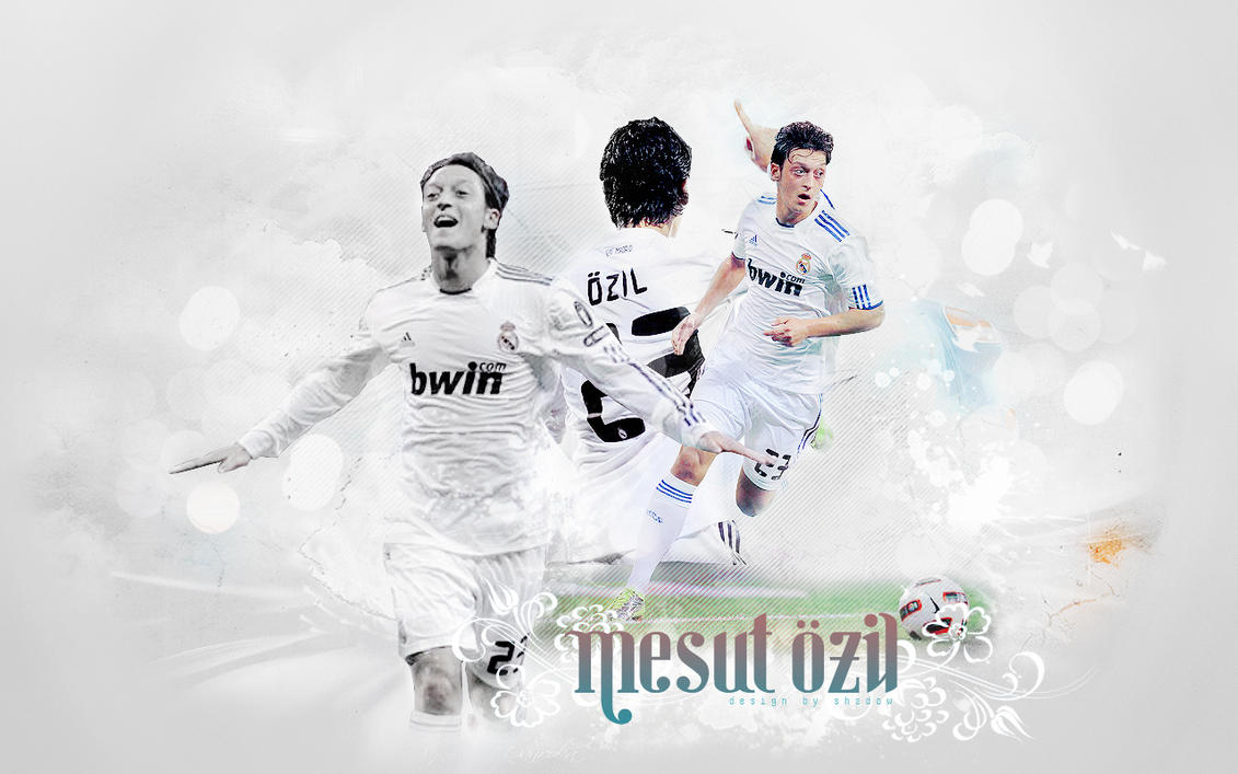 Wallpaper Mesut Ozil3 By Shad-designs On DeviantArt