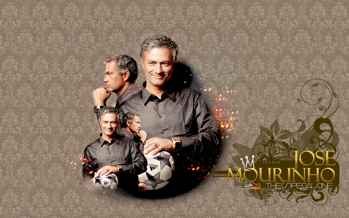 Jose Mourinho Wallpaper The Special One Wallpaper Jose Mourinho by