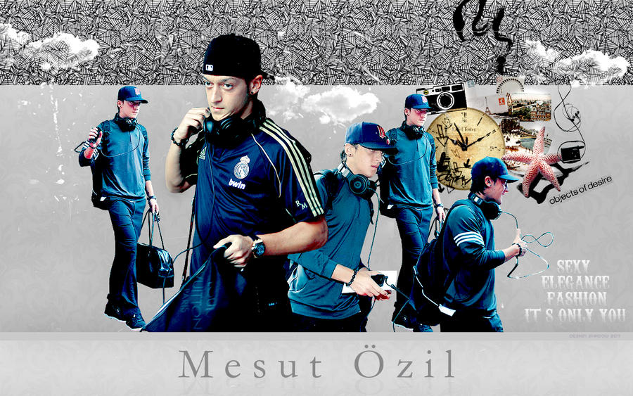Wallpaper Mesut Ozil 10 By Shad-designs On DeviantArt