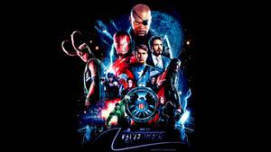 Wallpaper The Avengers