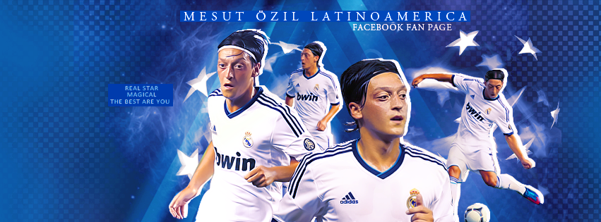 Portada Mesut Ozil Latinoamerica By Shad-designs On DeviantArt
