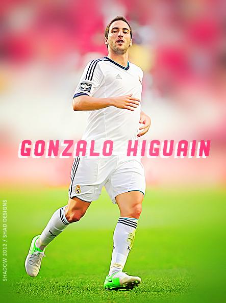 gonzalo higuain by mahmoddesigner - photo #18
