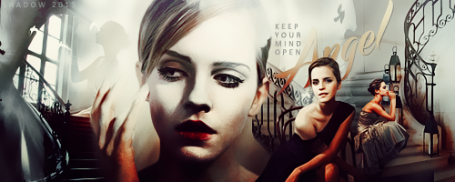 Emma Watson Signature 3 by shad-designs