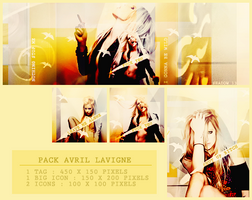 Pack Avril Lavigne : Fuck YOU by shad-designs