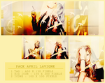 Pack Avril Lavigne : Fuck YOU