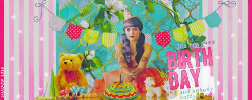 It's my F*** Birthday {signature} by shad-designs