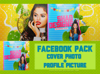Pack Facebook {Cover Photo + Profile Picture} by shad-designs