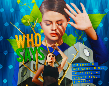 Who Says { Chapter } by shad-designs