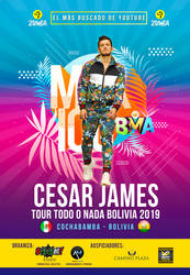 Flyer Cesar James Cochabamba3 by shad-designs