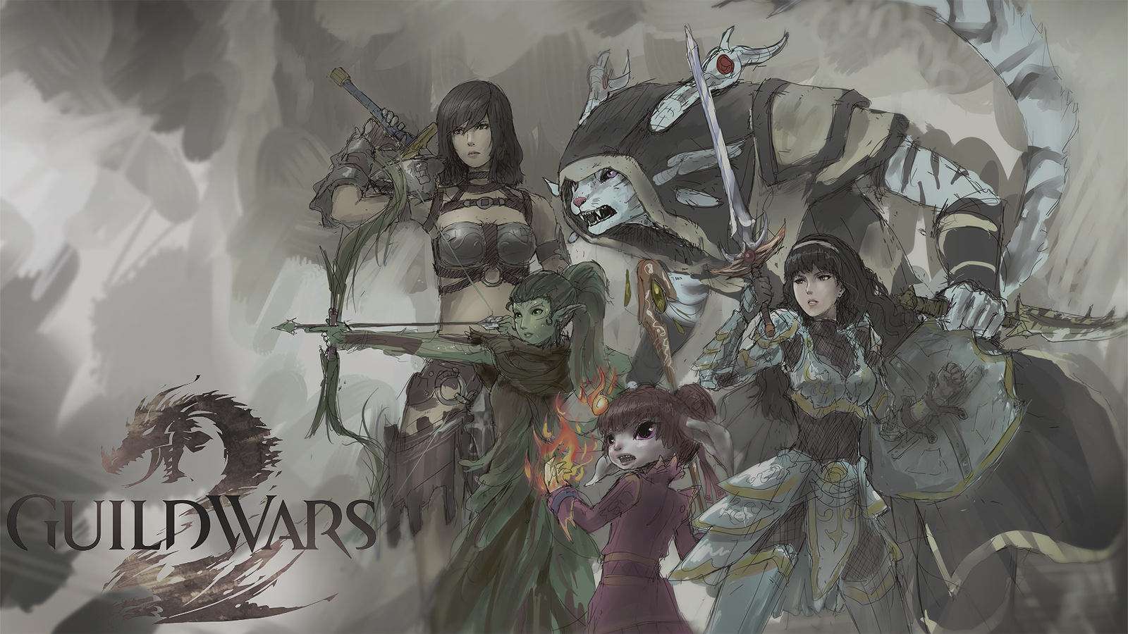 Guild Wars 2 by Yytru
