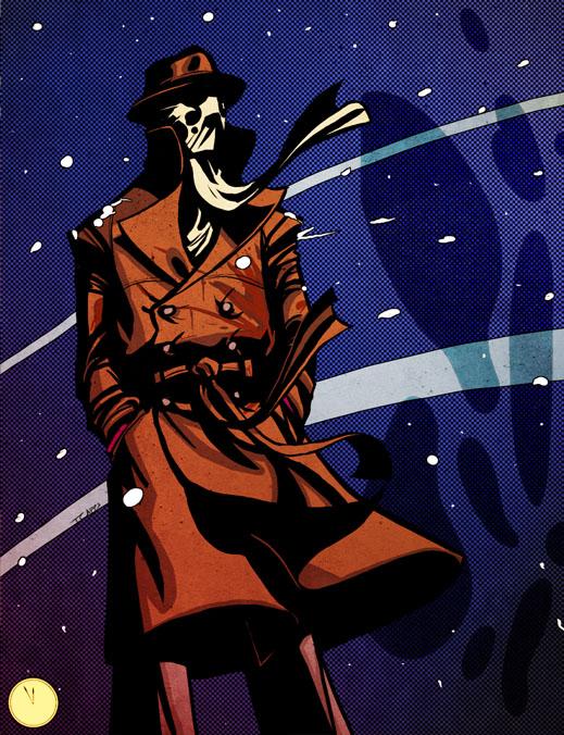 Rorschach by sonicc