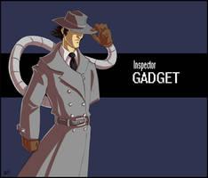 Inspector Gadget by sonicc