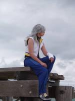 Riku : Kingdom Hearts II by Repress-My-Memories