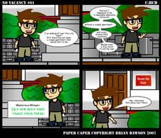 Paper Caper Comic 1