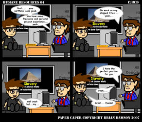 Paper Caper Comic 5 by papercaper