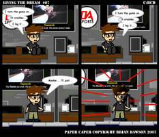 Paper Caper Comic 7