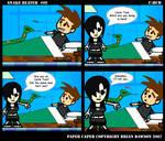 Paper Caper Comic 9